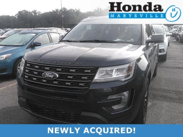 2017 Ford Explorer in Marysville, OH
