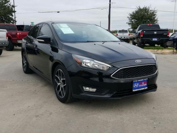 2018 Ford Focus in Rosenberg, TX