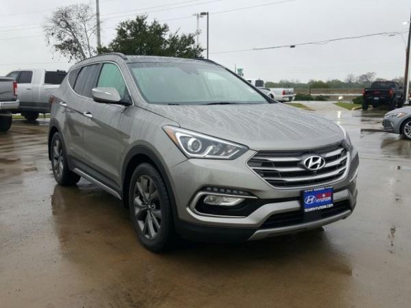 2018 Hyundai Santa Fe Sport in Rosenberg, TX