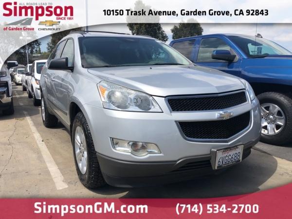 2012 Chevrolet Traverse in Garden Grove, CA