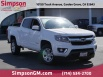 2018 Chevrolet Colorado LT Crew Cab Short Box 2WD Automatic for Sale in Garden Grove, CA