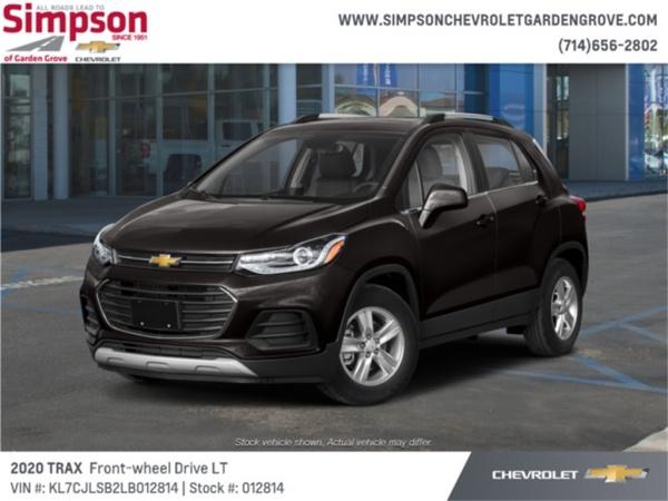 2020 Chevrolet Trax in Garden Grove, CA