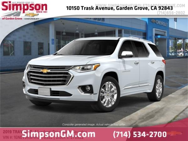 2019 Chevrolet Traverse in Garden Grove, CA