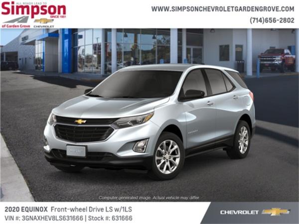 2020 Chevrolet Equinox in Garden Grove, CA
