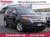 2013 Ford Explorer XLT FWD for Sale in Garden Grove, CA