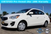 2019 Mitsubishi Mirage G4 RF Sedan CVT for Sale in Aurora, IL