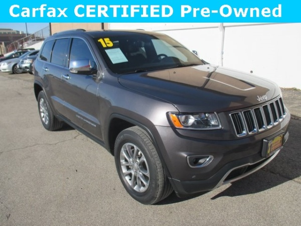 2015 Jeep Grand Cherokee in Downers Grove, IL