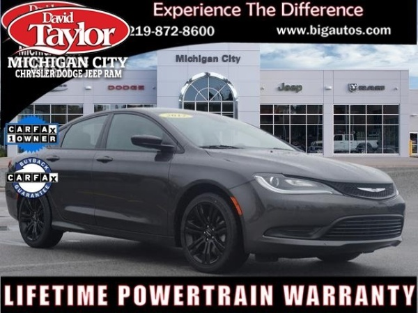 2017 Chrysler 200 in Michigan City, IN