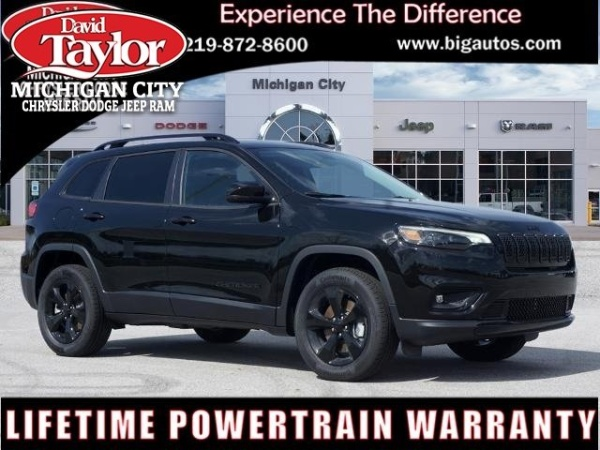 2020 Jeep Cherokee in Michigan City, IN