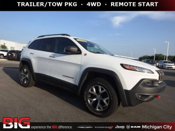 2014 Jeep Cherokee in Michigan City, IN