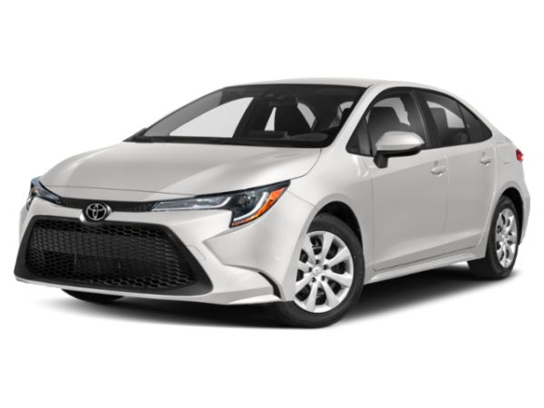 2020 Toyota Corolla in Albuquerque, NM