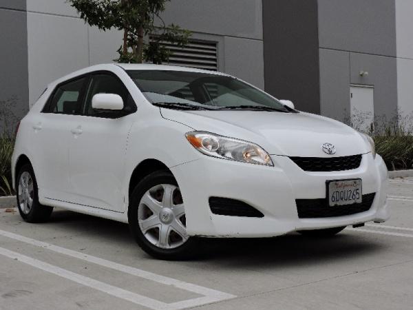 2009 Toyota Matrix Fwd Automatic For Sale In Brea Ca Truecar