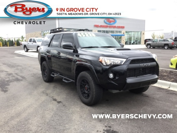 2019 Toyota 4Runner in Grove City, OH
