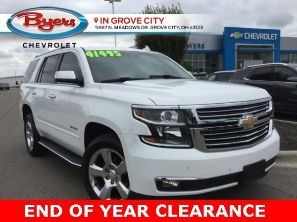 2016 Chevrolet Tahoe in Grove City, OH