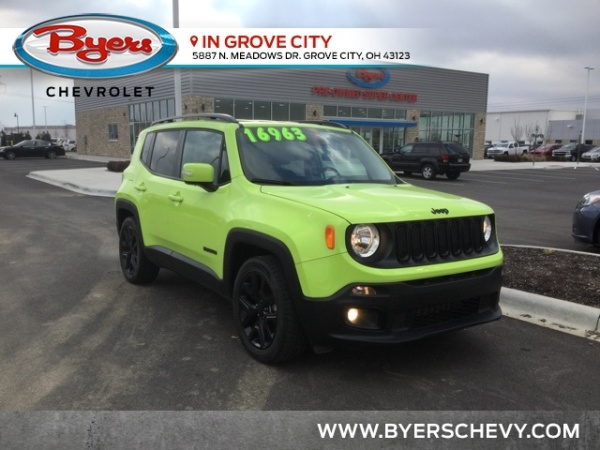2017 Jeep Renegade in Grove City, OH