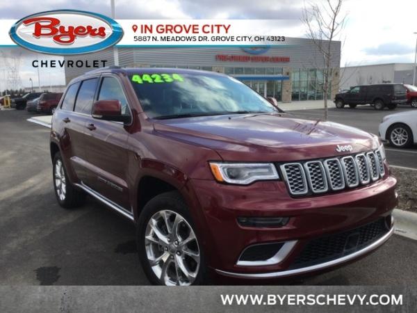 2019 Jeep Grand Cherokee in Grove City, OH