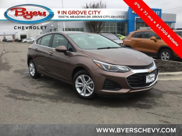 2019 Chevrolet Cruze in Grove City, OH