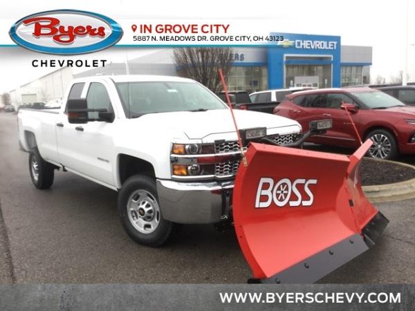 2019 Chevrolet Silverado 2500HD in Grove City, OH