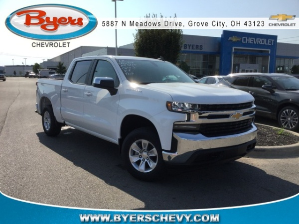 2020 Chevrolet Silverado 1500 in Grove City, OH