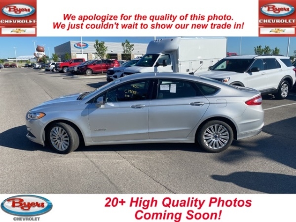 2016 Ford Fusion in Grove City, OH