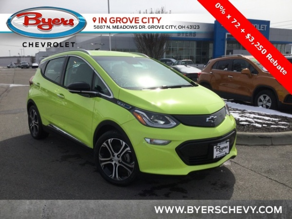 2019 Chevrolet Bolt EV in Grove City, OH
