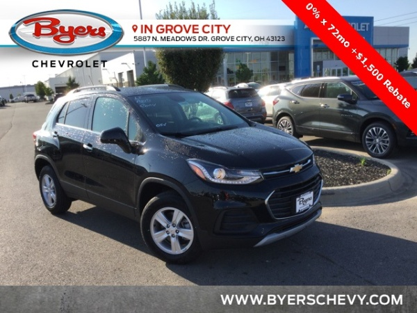 2019 Chevrolet Trax in Grove City, OH