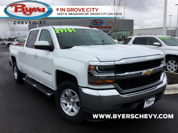 2018 Chevrolet Silverado 1500 in Grove City, OH