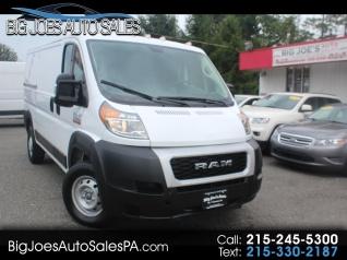 Used Ram ProMaster Cargo Vans for Sale | TrueCar