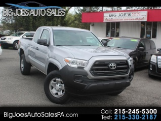 2017 Toyota Tacoma Sr Access Cab 6 1 Bed I4 4wd Manual For In Trevose