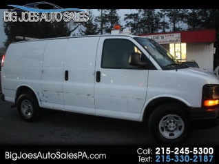Used Chevrolet Express Cargo Van For Sale Search 853 Used Express