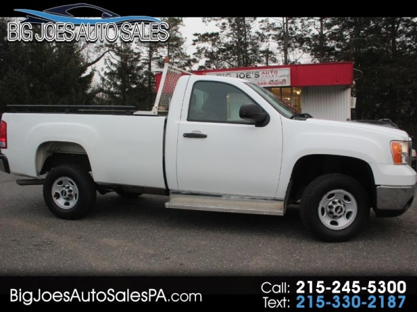 2008 Gmc Sierra 2500hd In Trevose Pa