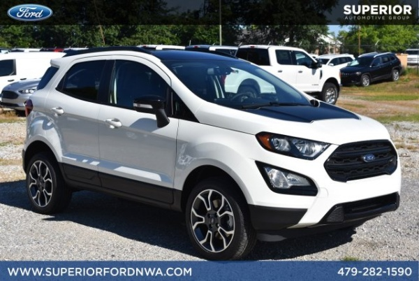2019 Ford EcoSport in Siloam Springs, AR