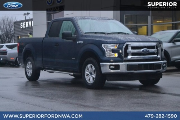 2017 Ford F-150 in Siloam Springs, AR