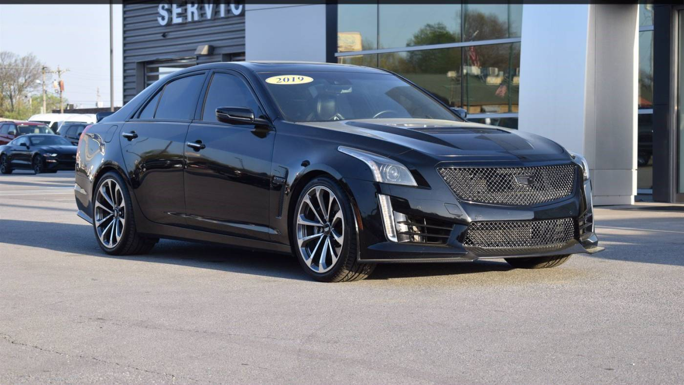 Used 40 Cadillac CTS V for Sale with Photos   U.S. News ...