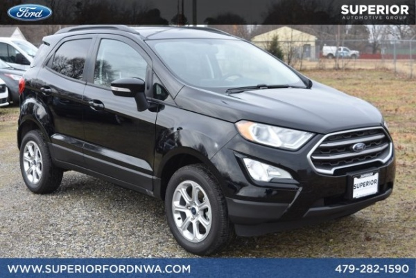 2020 Ford EcoSport in Siloam Springs, AR