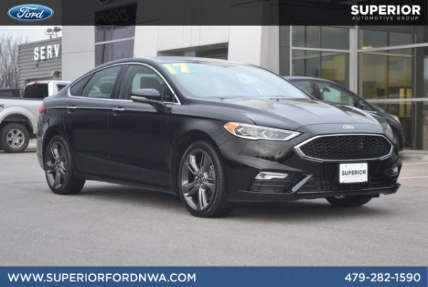 2017 Ford Fusion in Siloam Springs, AR