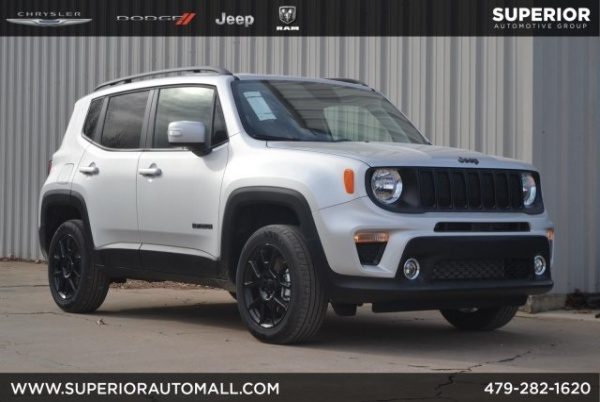 2020 Jeep Renegade in Siloam Springs, AR