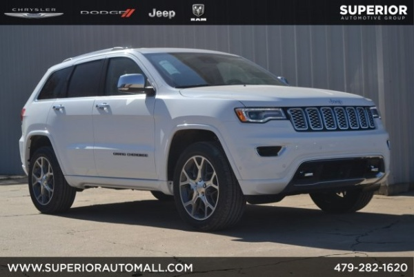 2020 Jeep Grand Cherokee in Siloam Springs, AR