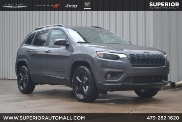 2020 Jeep Cherokee in Siloam Springs, AR