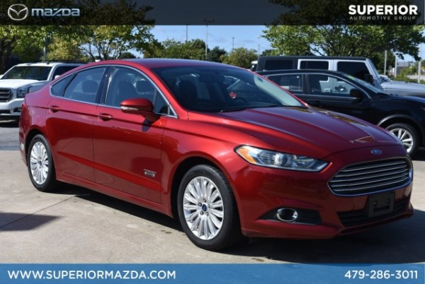 2013 Ford Fusion in Bentonville, AR