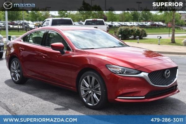 2019 Mazda Mazda6 in Bentonville, AR