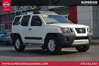 Used 2015 Nissan Xterra S 4WD Auto For Sale In Fayetteville, AR