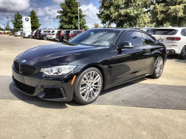 2015 BMW 4 Series in Bentonville, AR