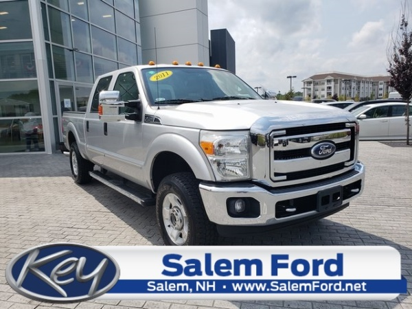 2011 Ford Super Duty F-250 XLT