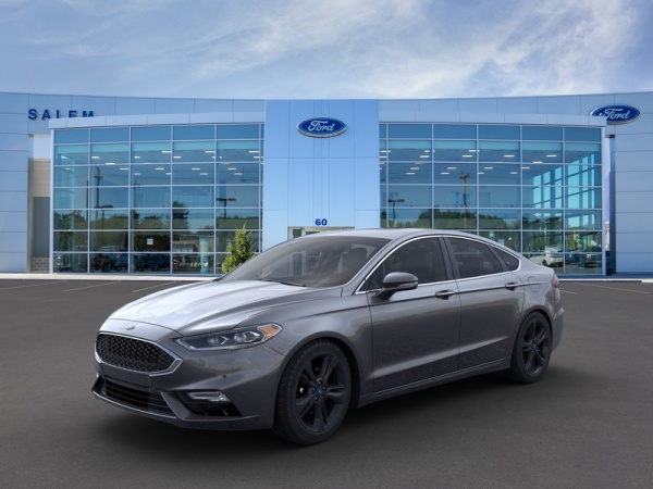 2019 Ford Fusion in Salem, NH