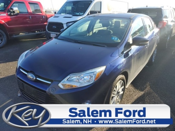 2012 Ford Focus in Salem, NH