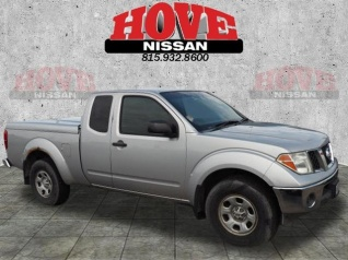 2008 Nissan Frontier Se King Cab 4wd Auto For In Bradley Il