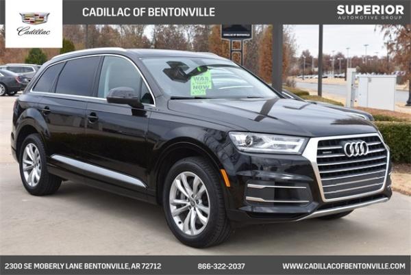 2018 Audi Q7 in Bentonville, AR