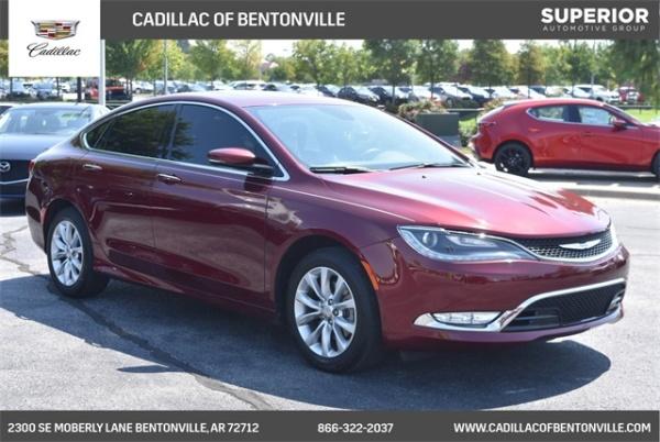 2016 Chrysler 200 in Bentonville, AR