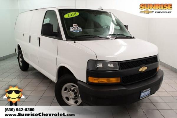 2018 Chevrolet Express Cargo Van in Glendale Heights, IL